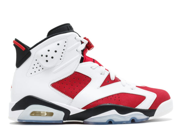 AIR JORDAN RETRO 6 CARMINE GS