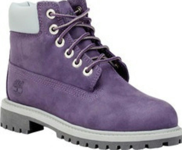 "TIMBERLAND 6"" PURPLE KIDS"