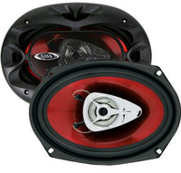 BOSS 6x9 350 WATT 2 WAY SPEAKERS CH6920
