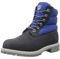"TIMBERLAND 6"" NAVY & QUILT PS"