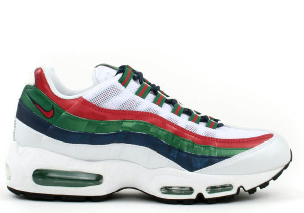 AIR MAX 95 MEXICO WORLD CUP RELEASE LAST ONE SZ 13