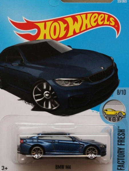 HOT WHEELS BMW M4