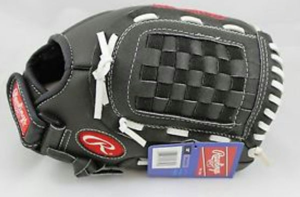 "RAWLINGS BASEBALL 12"" RIGHT HAND GLOVE FOR LEFT HAND THROWER"