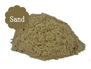 Space Magic Play Sand
