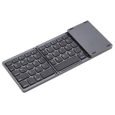 2 COLORS | The Passport™ - Foldable Bluetooth Keyboard.