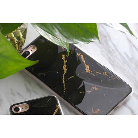 Granite Scrub Marble Stone Image Painted Case For iPhone 5, 5S, SE, 6, 6S Plus, 7, 7 Plus