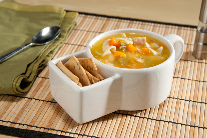 Soup & Cracker Mug (1 Piece)