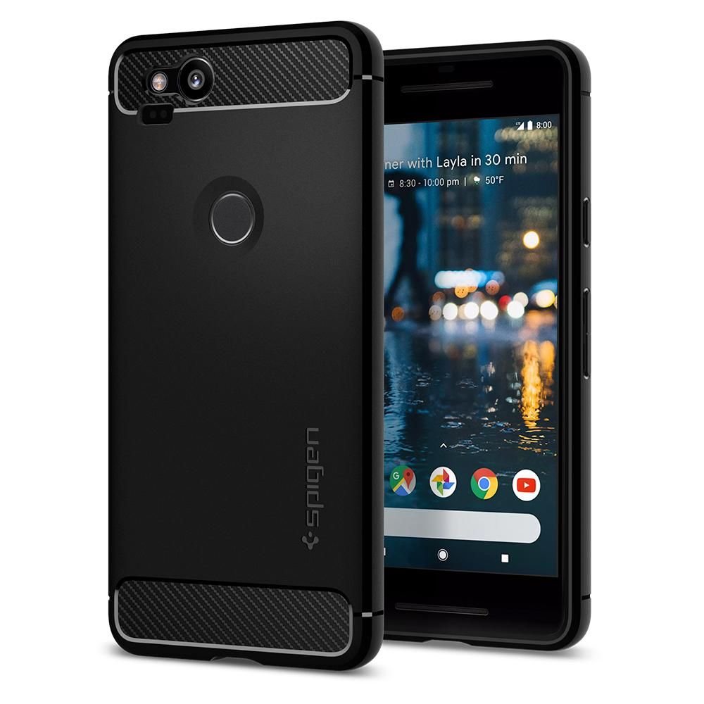 Spigen Rugged Armor for Google Pixel 2