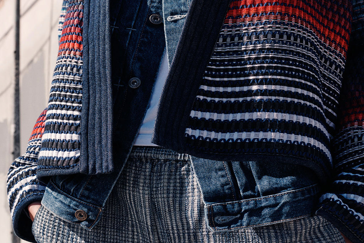 LEVI'S MADE & CRAFTED WANTS US TO JOIN THE NOMADIC LIFESTYLE