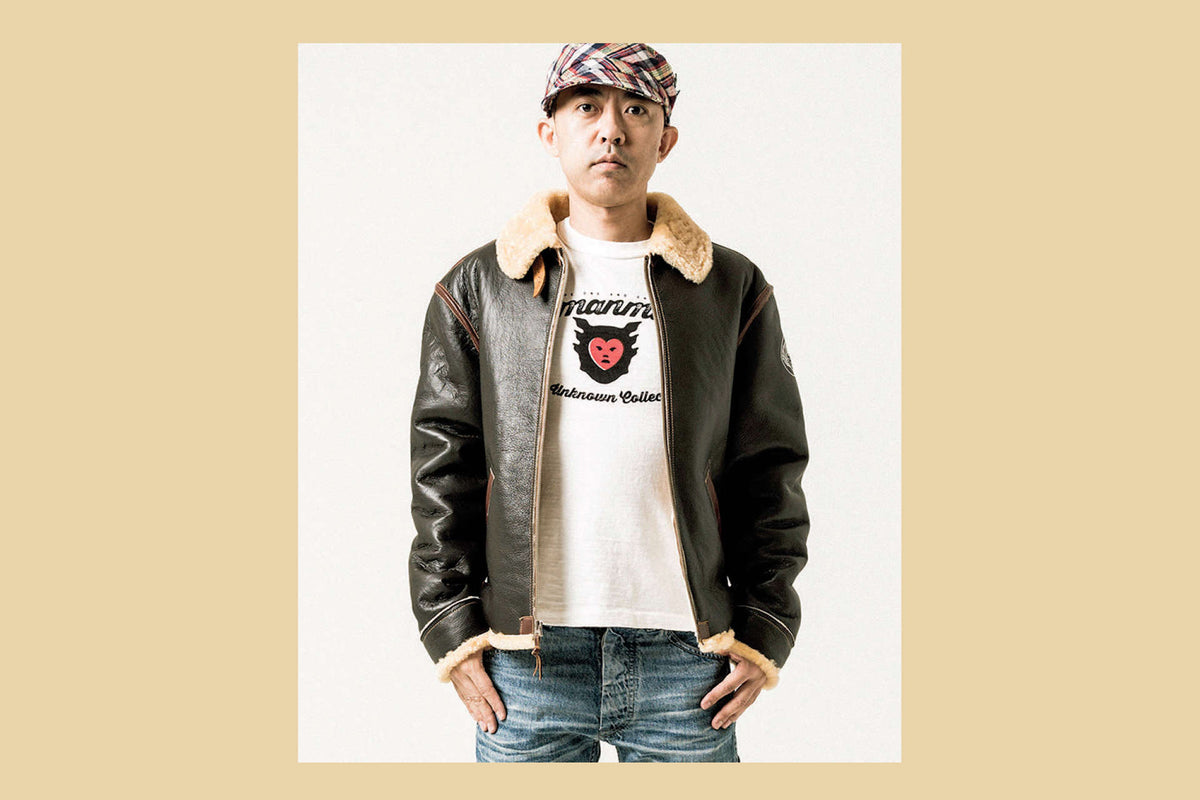 NEW AT TENUE DE NÎMES: HUMAN MADE BY NIGO