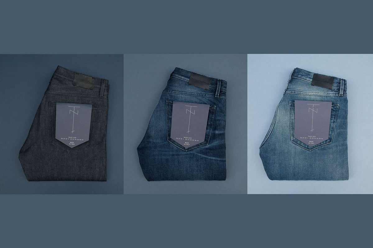 PROUD TO PRESENT: TENUE DE NÎMES TAPIO JEANS - CONE DENIM