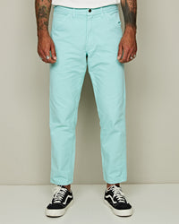 80'S PAINTER PANT GREEN LIGHT