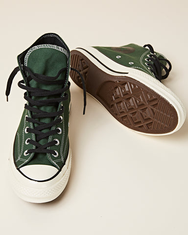 CHUCK 70 HI FIR / BLACK