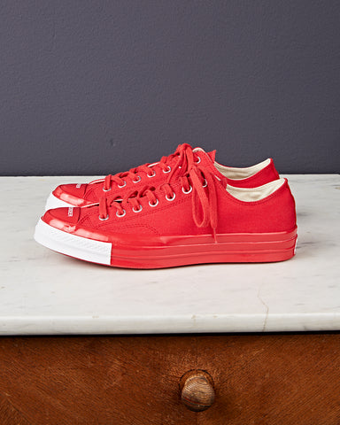 CHUCK 70 OX RACING RED