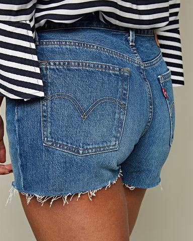 LEVI'S 501 SHORT BACK TO YOUR HEART
