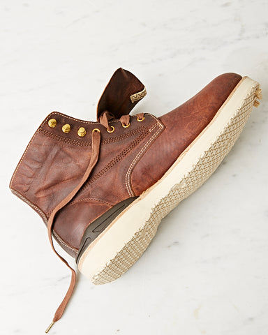 VIRGIL BOOT-FOLK BROWN