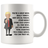 Trump Mug For Mom