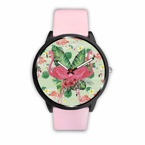 Flamingo Custom-Designed Watch - Mix Web Shop