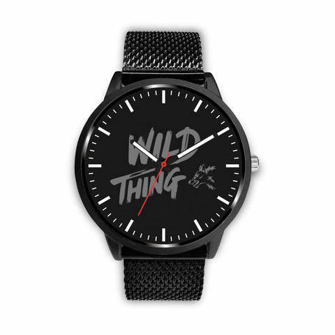Wild Thing Custom-Designed Watch - Mix Web Shop