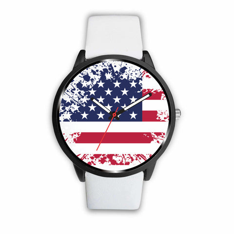 American Flag Custom-Designed Watch - Mix Web Shop