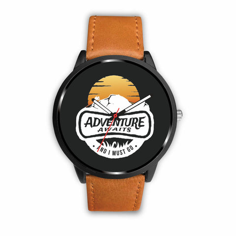 Adventure Awaits Custom-Designed Watch - Mix Web Shop