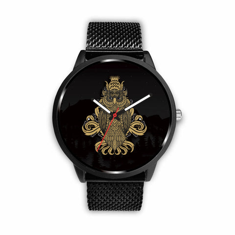 Awesome Owl Custom-Designed Watch - Mix Web Shop