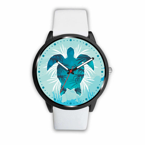 Sea Turtle Custom-Designed Watch