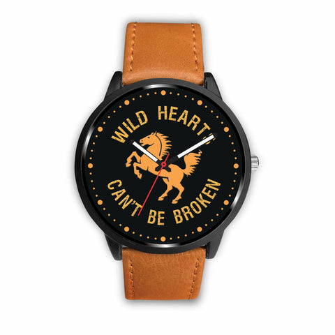Wild Hearts Custom-Designed Watch