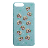 Custom Dog Faces iPhone Case
