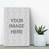 Personalized Photo Wall Art Canvas - Portrait