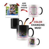 Personalized Magic Mug - Love You To The Moon