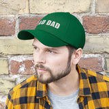 Rad Dad Hat Embroidered Baseball Cap
