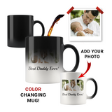 Color Changing Mug For Dad