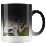 Personalized Photo Color Changing Mug 11oz