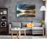 Motivational Canvas Wall Art - Be Strong