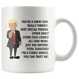 Trump Mug For Dad
