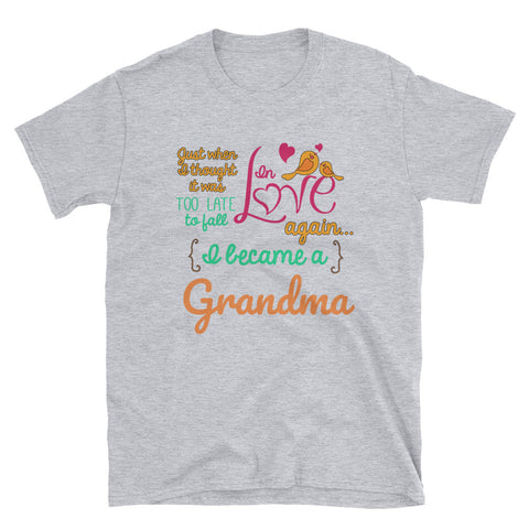 Fall In Love Again Personalized T-Shirt