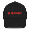 Mr. Worldwide Dad Hat
