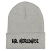 Mr. Worldwide Beanie