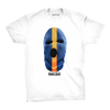 WARRIORS SKI MASK T-SHIRT