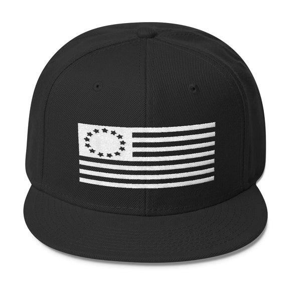 Betsy Ross Antique Flag Snapback