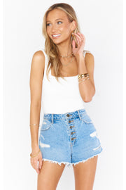 ARIZONA BUTTON UP SHORTS