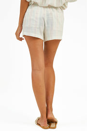 FRESCO STRIPE SHORT