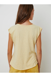 JAYDEN SCOOP NECK TOP