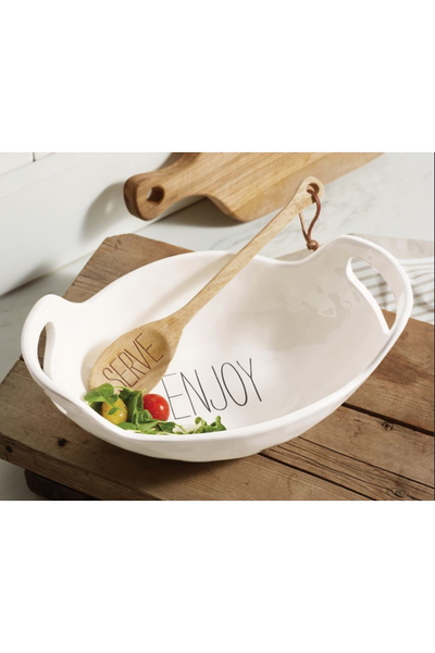 ENJOY SERVING BOWL SET (IN STORE PICKUP ONLY)