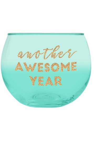 ROLY POLY GLASS - AWESOME YEAR