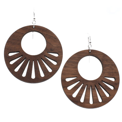 Walnut Sunburst - Grace and Wood Co.
