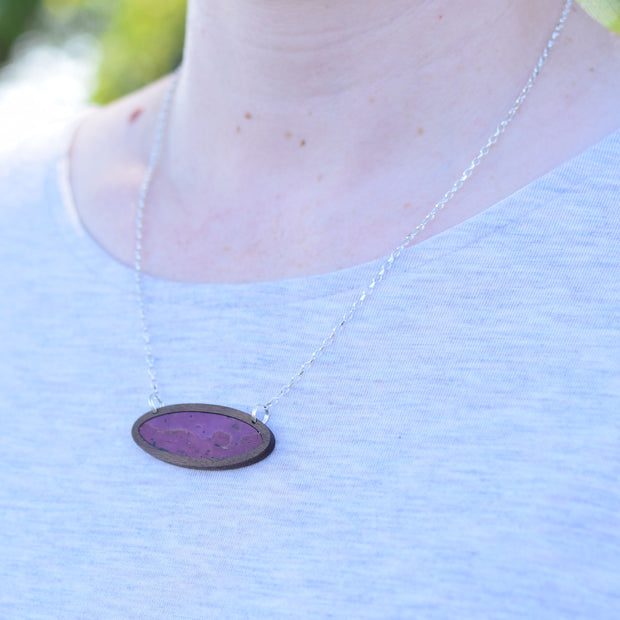 Wood + Anatole Sterling Silver Necklace - graceandwoodco