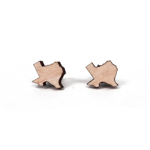 Texas Maple Studs - Grace and Wood Co.