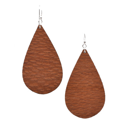 Lacewood Teardrop - Grace and Wood Co.